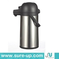 vaccum glass thermos coffee airpot