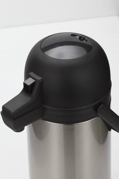 vaccum glass thermos coffee airpot  4