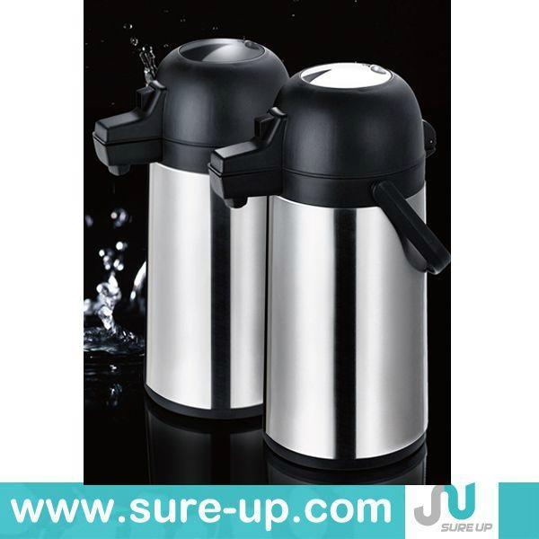 vaccum glass thermos coffee airpot  5