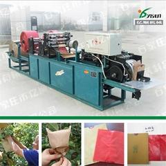 Apple bag making machine