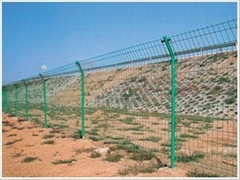 雙圈護欄網