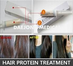 protein hair straightener