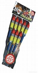 Fireworks-rockets