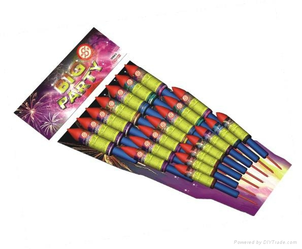 Fireworks-rockets 1
