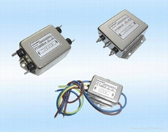 AC single phase general series filters