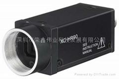 XC-HR90逐行掃描高速工業相機