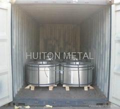 610mm Prepainted steel coil