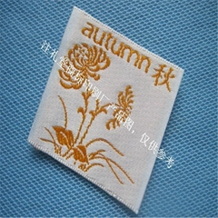China direct labels manufacture woven labels