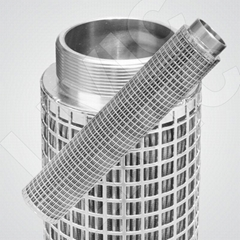 FiberSEP Sintered Metal Felt Filter Cartridge