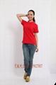 102CBJ女款全棉广告空白T恤衫   3