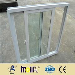 Pvc siliding window