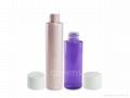 empty PET bottle for skin care