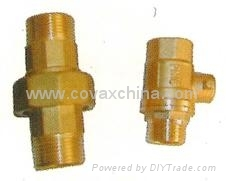 OEM high quality and precision brass hose fitting/Hose connector