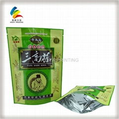 Stand up pouch,zipper bag,plastic doypack,China Flexible Packaging Manufacturer