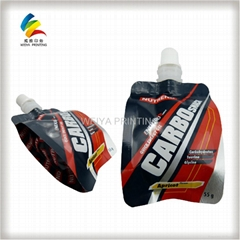 Stand up pouch with spout,spout pouch,stand up bag