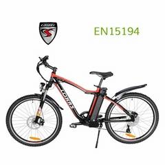 Middle Motor Electric Mountain Bike (KCMTB009)