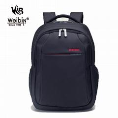 威斌廠家批發定做新款雙肩電腦包