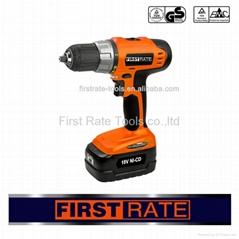 Impact drill, cordless drill