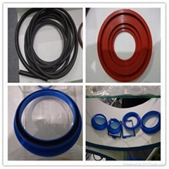 Supply customized  rubber seal parts