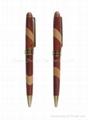时尚木质圆珠笔