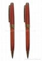 时尚木质圆珠笔 2