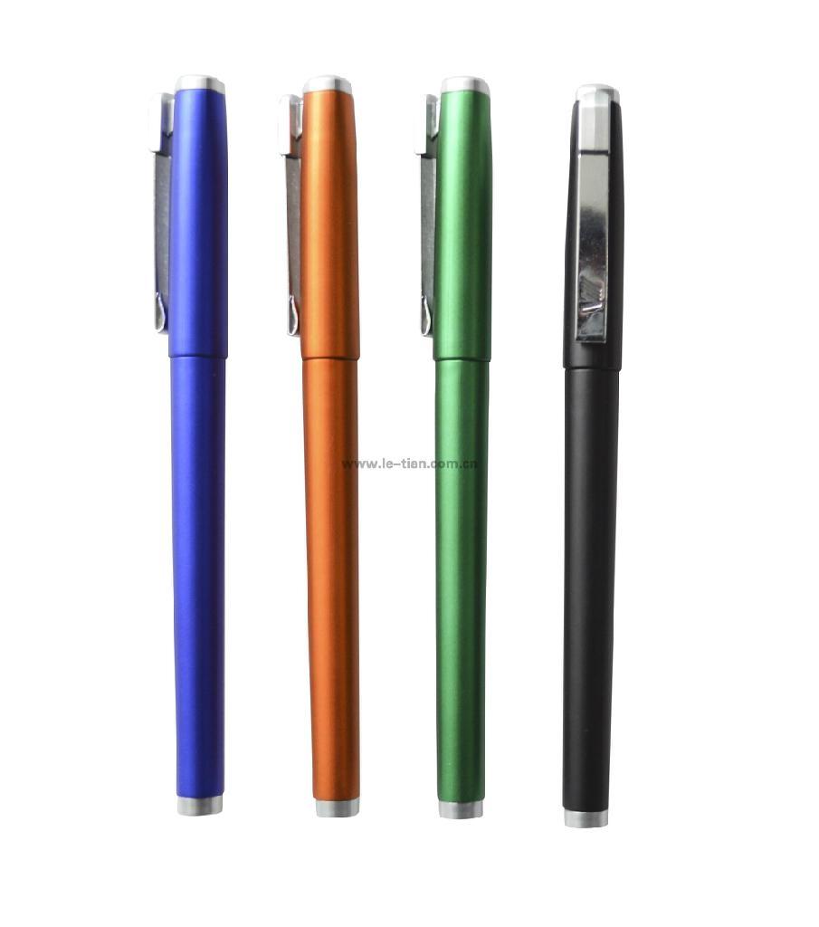 塑料中性笔 2