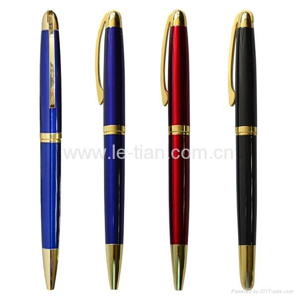 金属中性笔圆珠笔 5