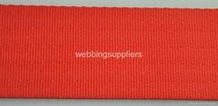 seat belt webbing safety webbing