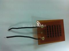 环保型耐高温金属发热膜