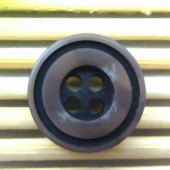 Frosted matte, shirt resin button,638