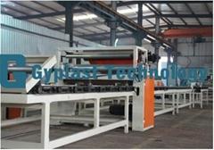Gypsum board PVC laminating machine