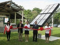 聚光型太阳能发电系统