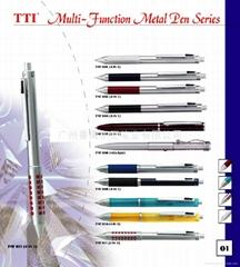 高當金屬禮品熱轉印金屬筆
