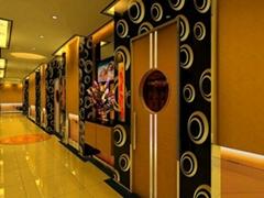 彩色不鏽鋼電梯板