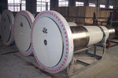 wind turbine main shaft