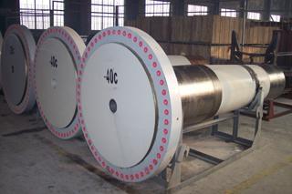 wind turbine main shaft  1