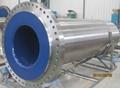 wind turbine main shaft  2