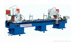 Double-head Cutting Saw for Aluminum Door and window LJZ2-450*3700