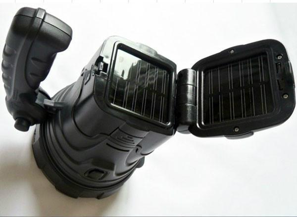 1W ultra bright LED lighting with solar panel  solar lantern 4