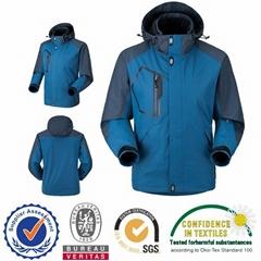 2014 Men's Best Quality Soft Shell Jacket