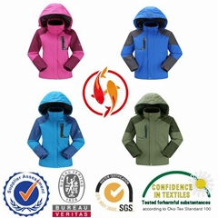 softshell winter ski waterproof outdoor jacket for man