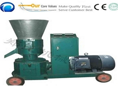 machine for feed pellet to produce wood pellet for animal food making machine