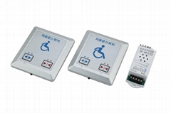Wired Automatic Door Switch for the Disabled