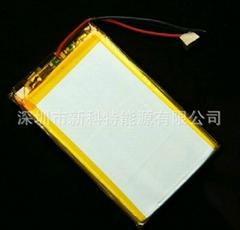 7寸平板電腦電池電芯