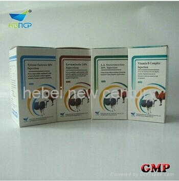 Gentamycin Sulfate Injection 10% INDICATED FOR bacterial origin GETION CHINA   1