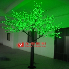 DongYu 3.0M height led cherry blossom lighted tree