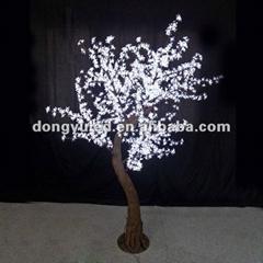 2M led light tree wedding decorate cherry blossom tree light