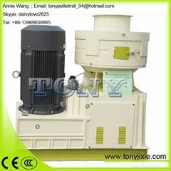 TYJ550-II  Newly Design CE approved Biomass wood Sawdust pellet mill&wood Sawdus
