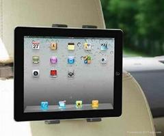 Hotsale car notepad back seat tablet holder mount