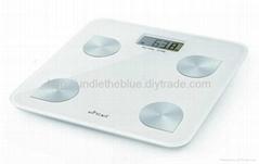Bluetooth Body Healthy Scale